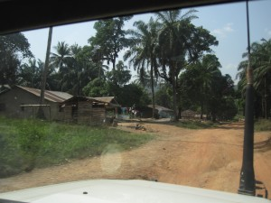 Sierra Leone countryside